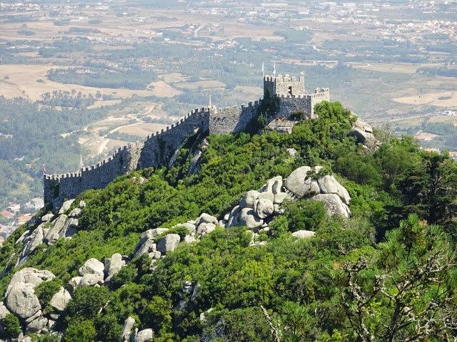葡萄牙的世界遗产---佩纳宫_图1-20
