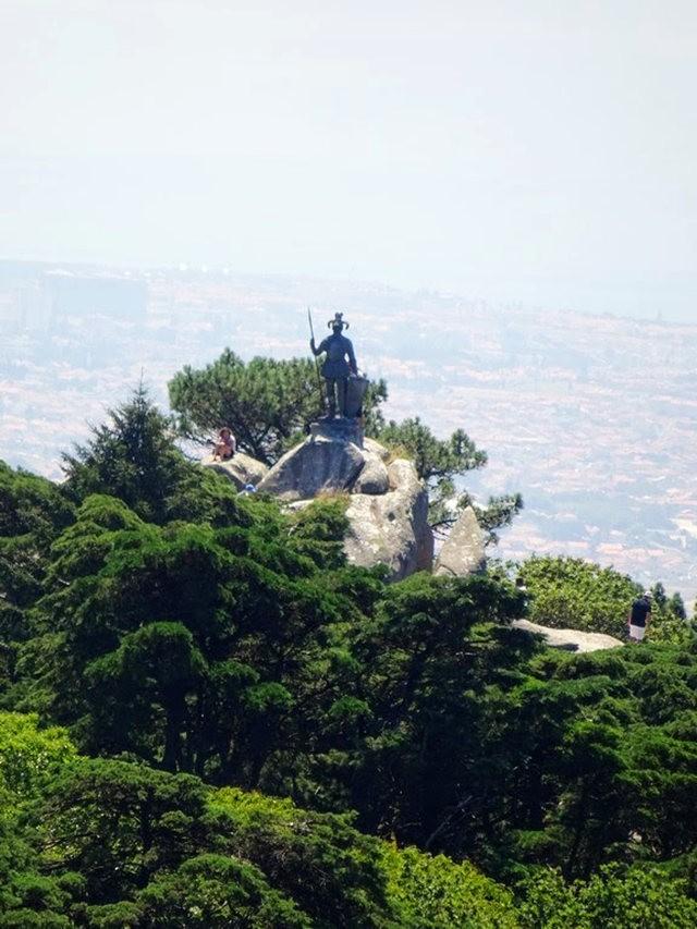 葡萄牙的世界遗产---佩纳宫_图1-21