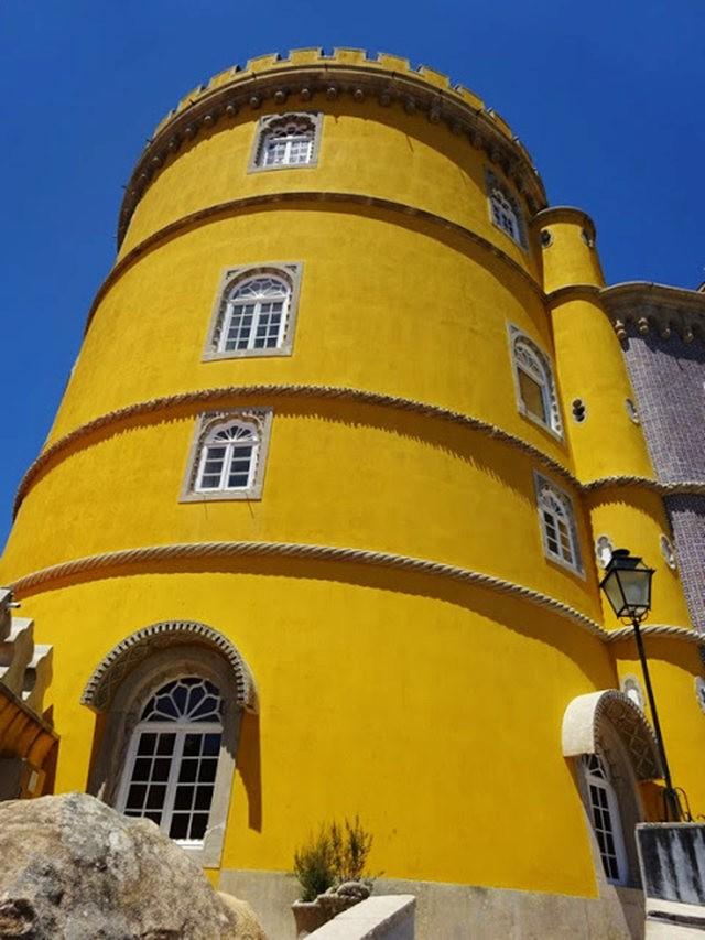 葡萄牙的世界遗产---佩纳宫_图1-22
