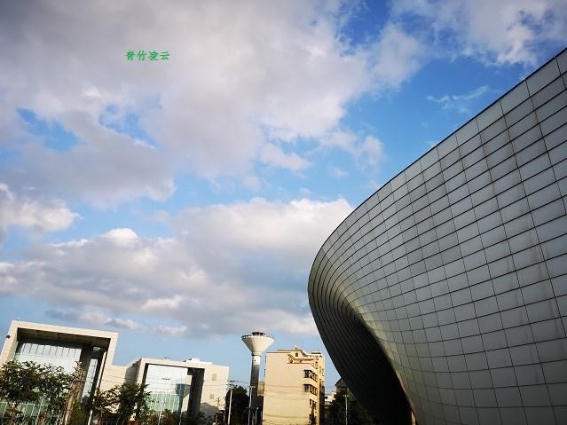 【青竹凌云】美光蓝韵(原创摄影)_图1-2