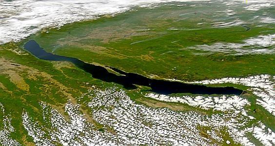美丽的贝加尔湖为什么爆发排华示威?_图1-2