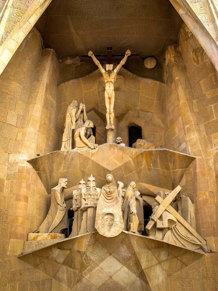 西班牙圣家堂(Sagrada Família), 传统里的超现实_图1-23