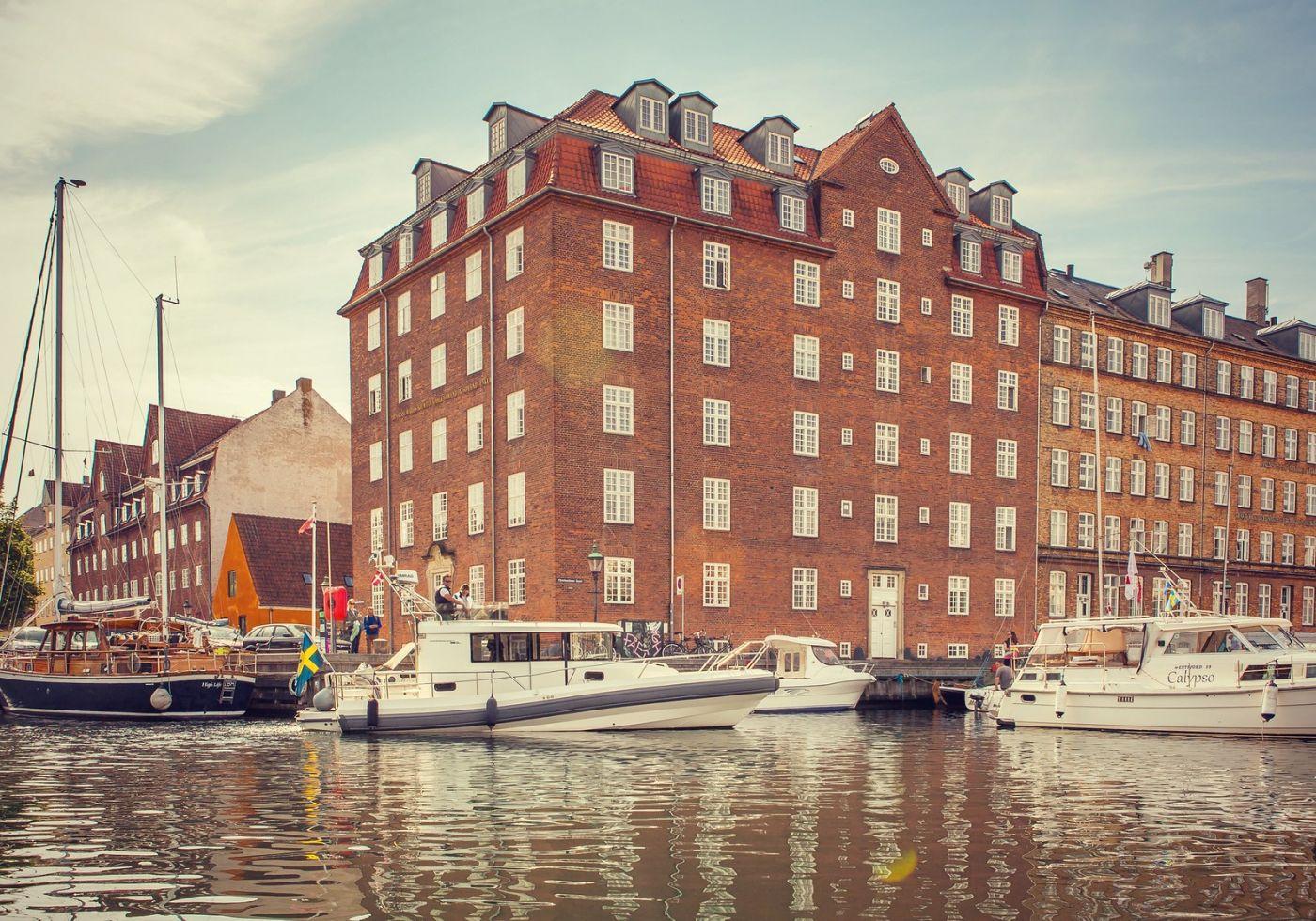丹麦哥本哈根,新旧融合的城市_图1-40