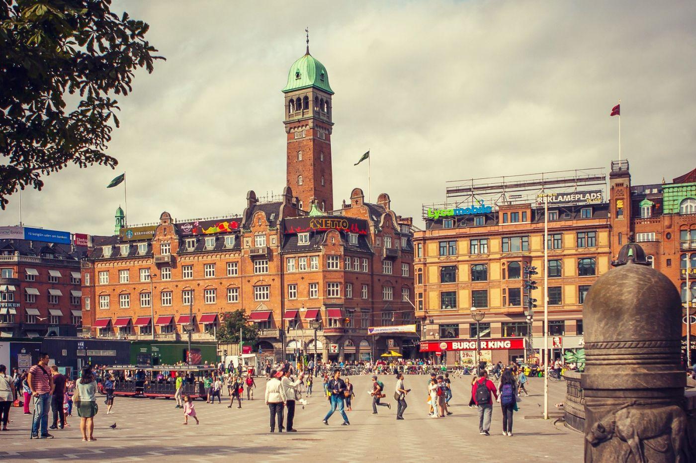 丹麦哥本哈根,新旧融合的城市_图1-34