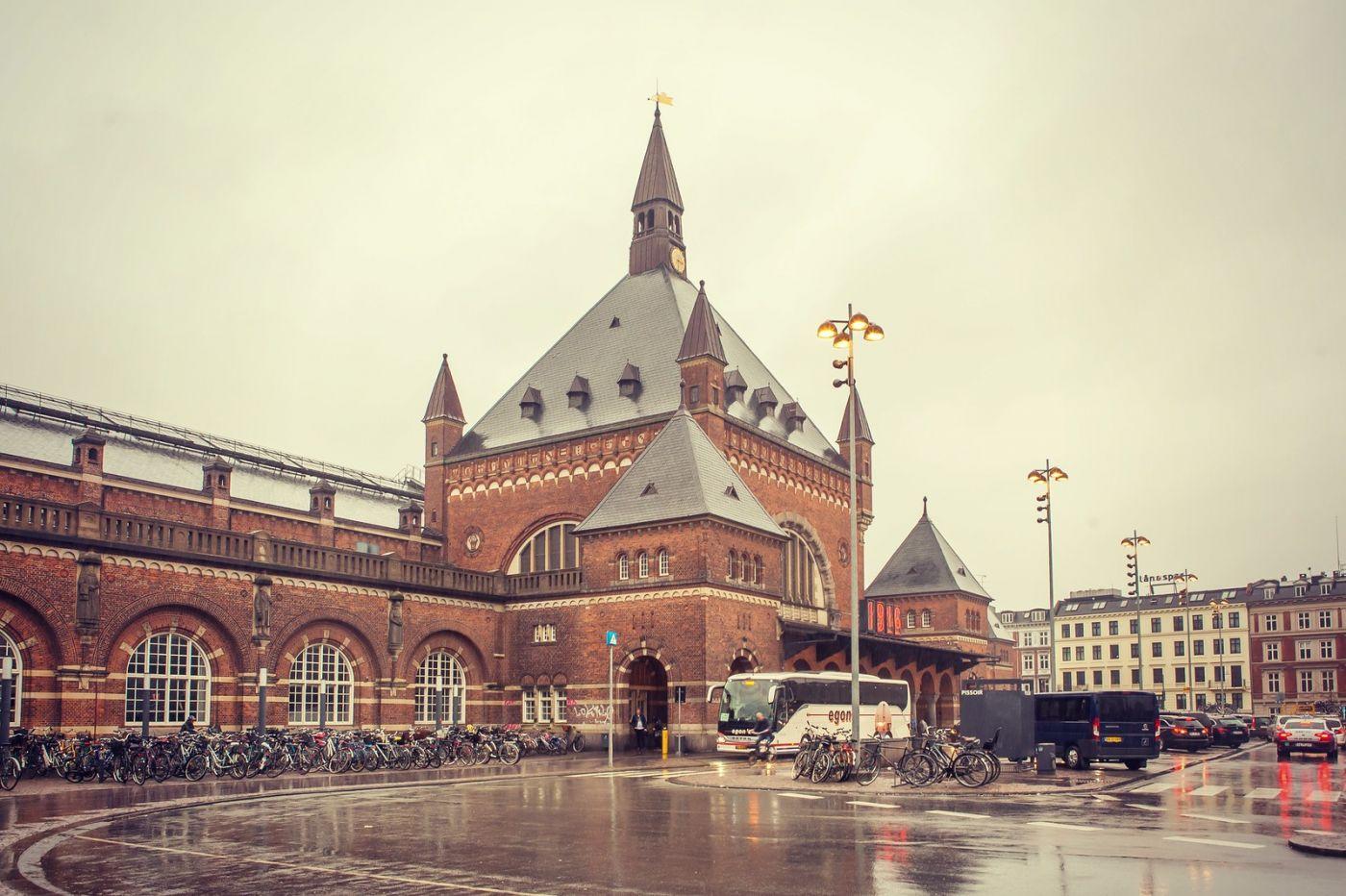 丹麦哥本哈根,新旧融合的城市_图1-37