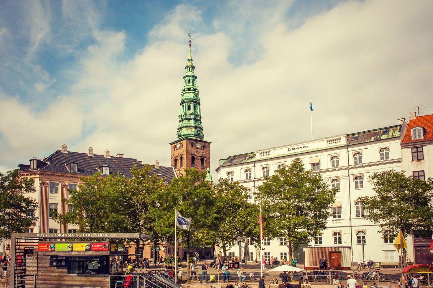 丹麦哥本哈根,新旧融合的城市_图1-36