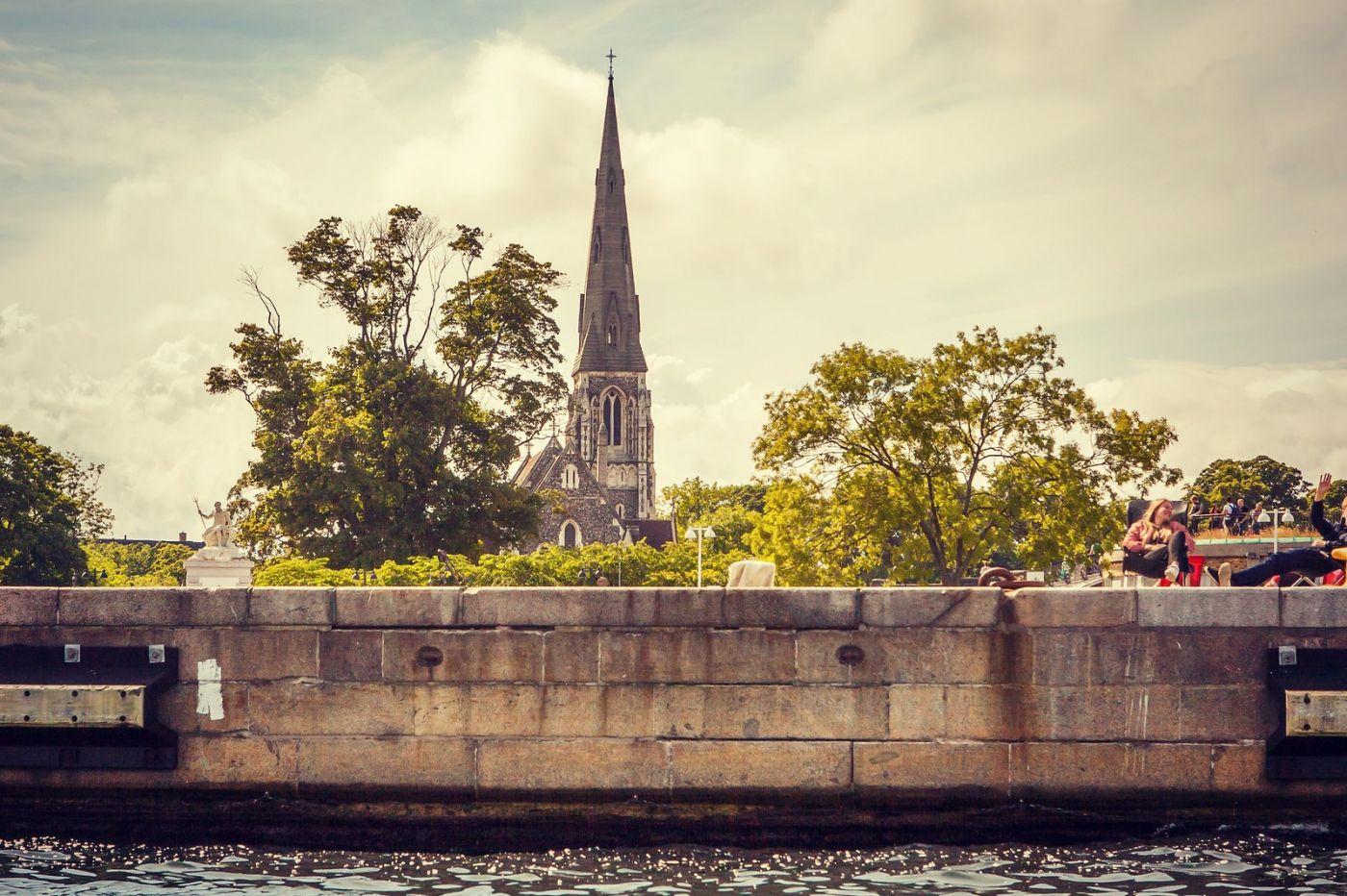 丹麦哥本哈根,新旧融合的城市_图1-31