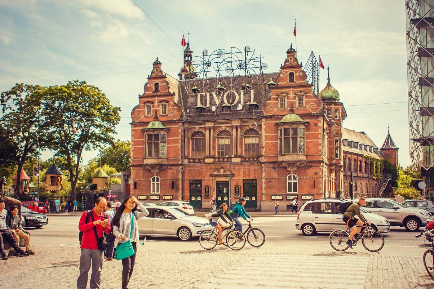 丹麦哥本哈根,新旧融合的城市_图1-25