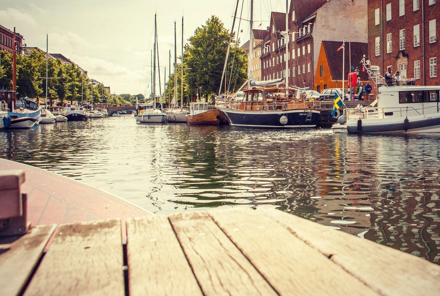 丹麦哥本哈根,新旧融合的城市_图1-27
