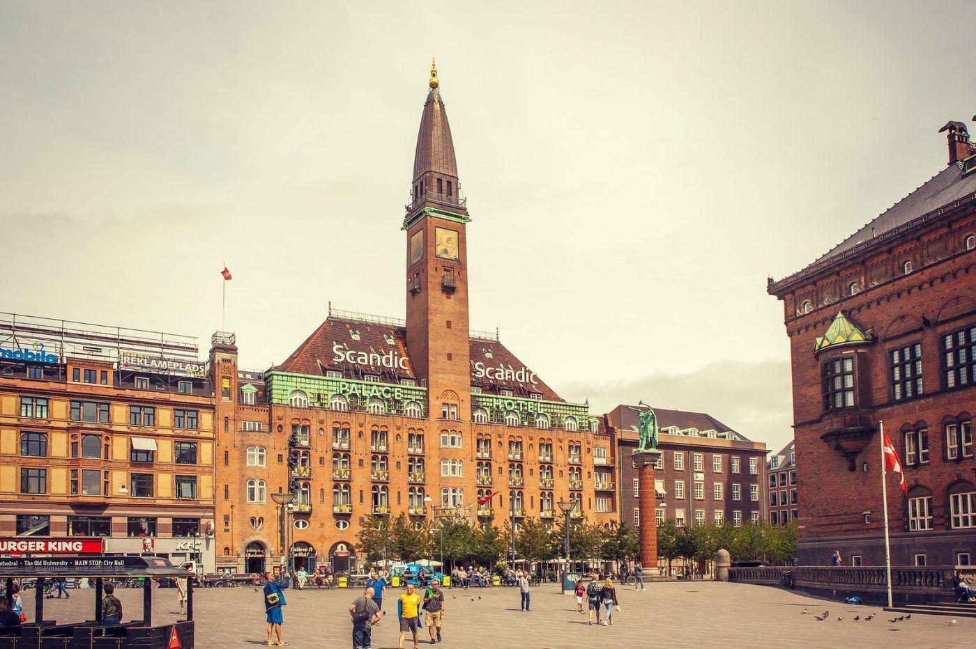 丹麦哥本哈根,新旧融合的城市_图1-23