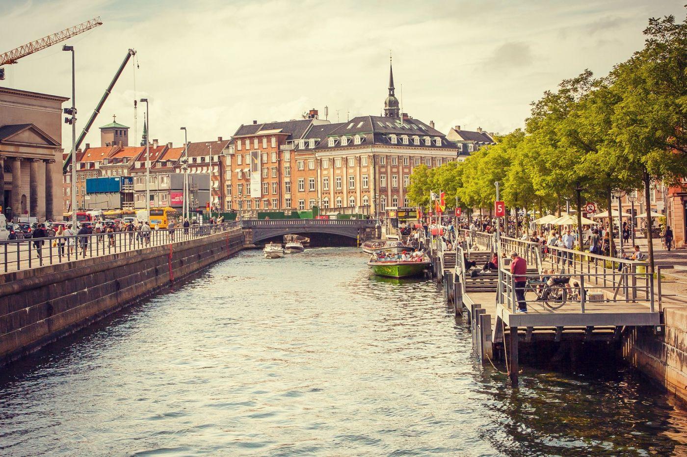 丹麦哥本哈根,新旧融合的城市_图1-3