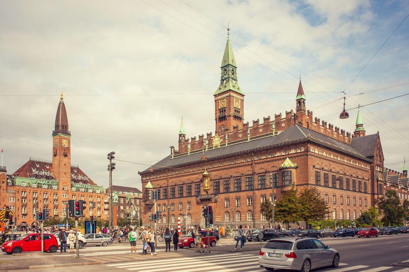 丹麦哥本哈根,新旧融合的城市_图1-21
