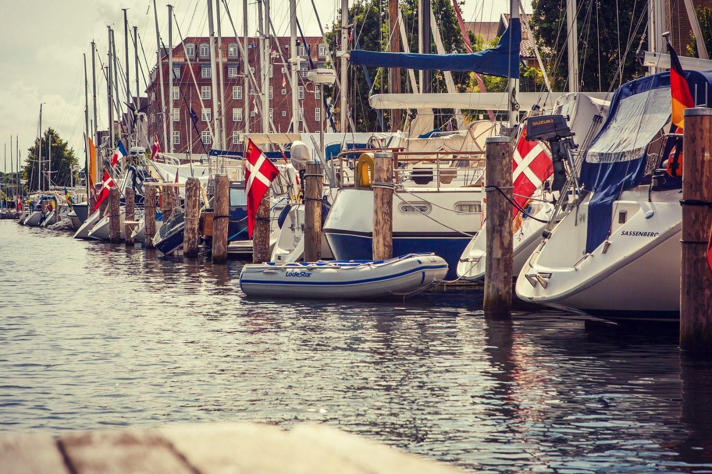 丹麦哥本哈根,新旧融合的城市_图1-2