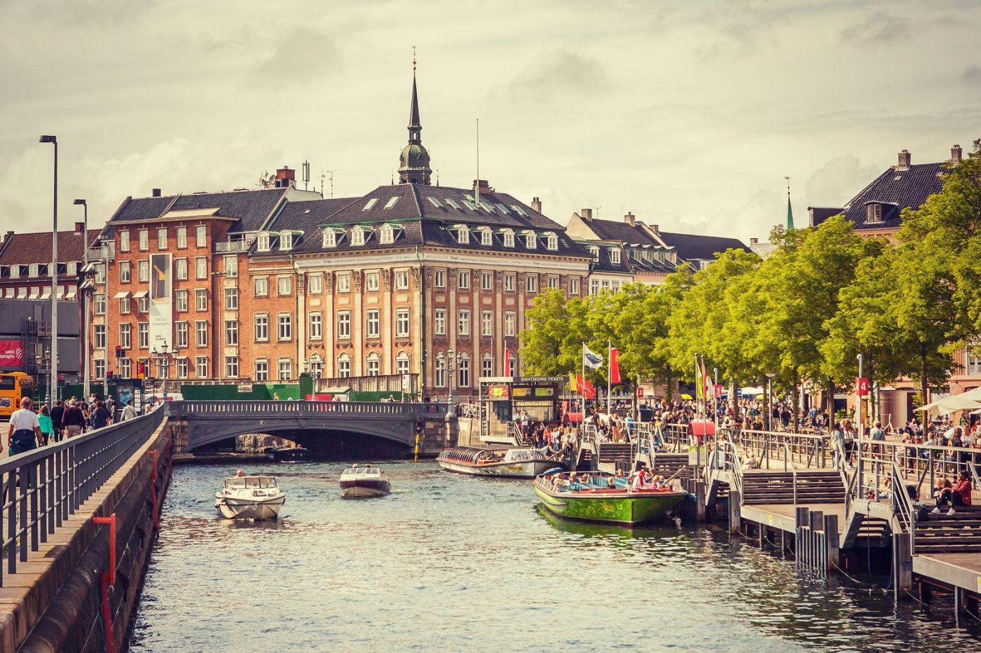 丹麦哥本哈根,新旧融合的城市_图1-1