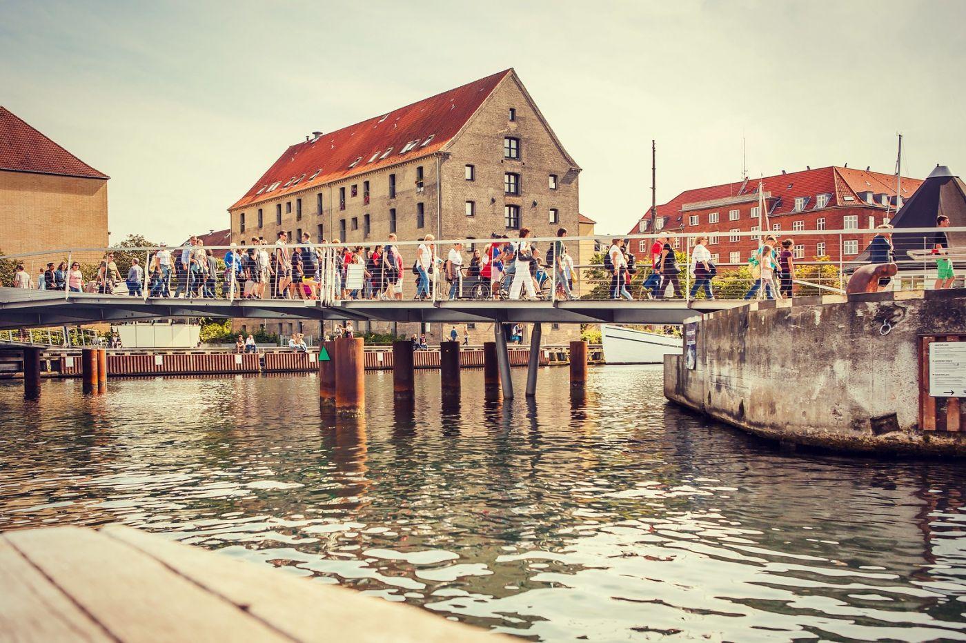 丹麦哥本哈根,新旧融合的城市_图1-8