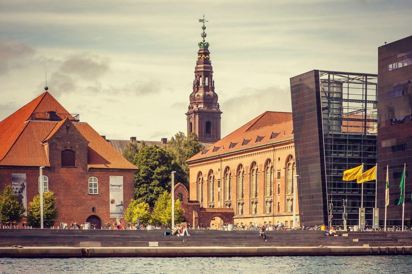 丹麦哥本哈根,新旧融合的城市_图1-7