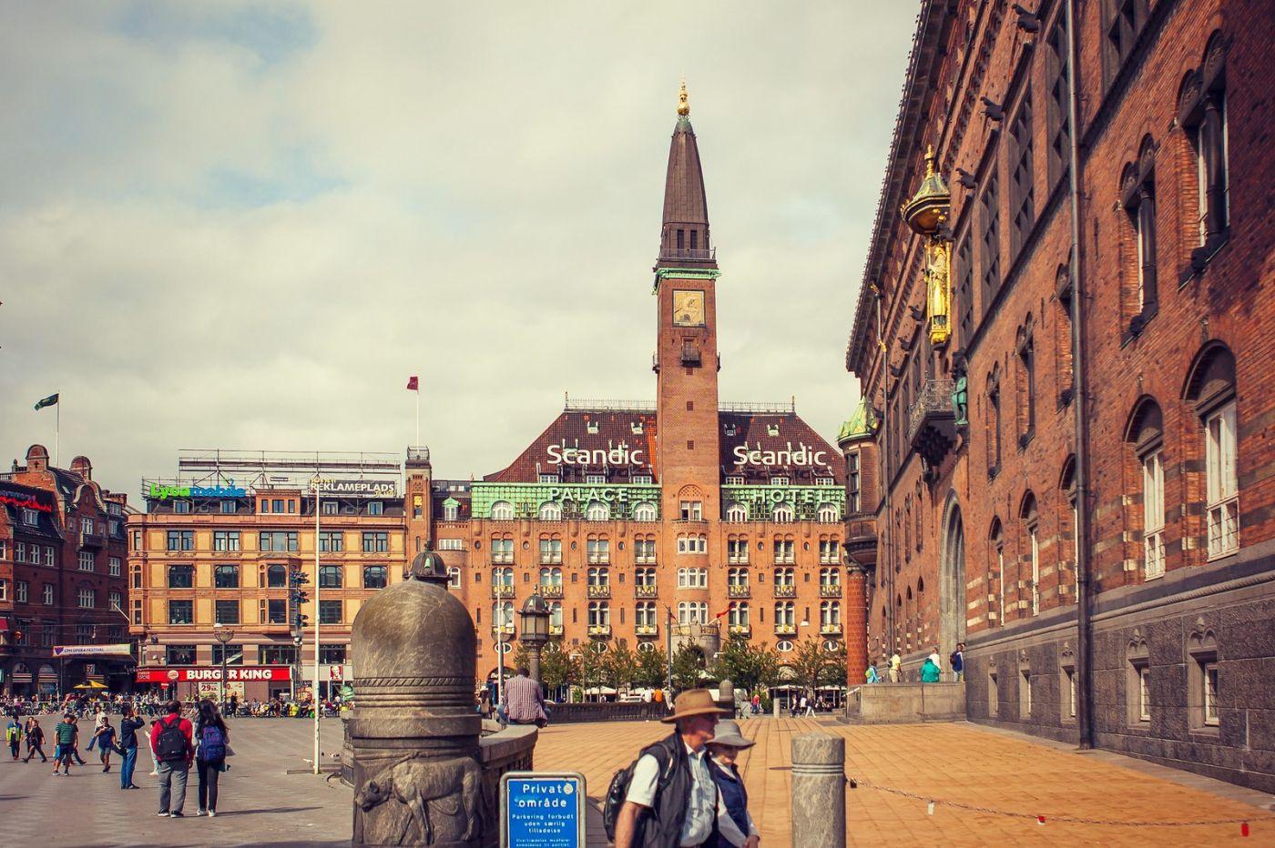 丹麦哥本哈根,新旧融合的城市_图1-12