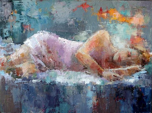 女画家:Julia Klimova_图1-3