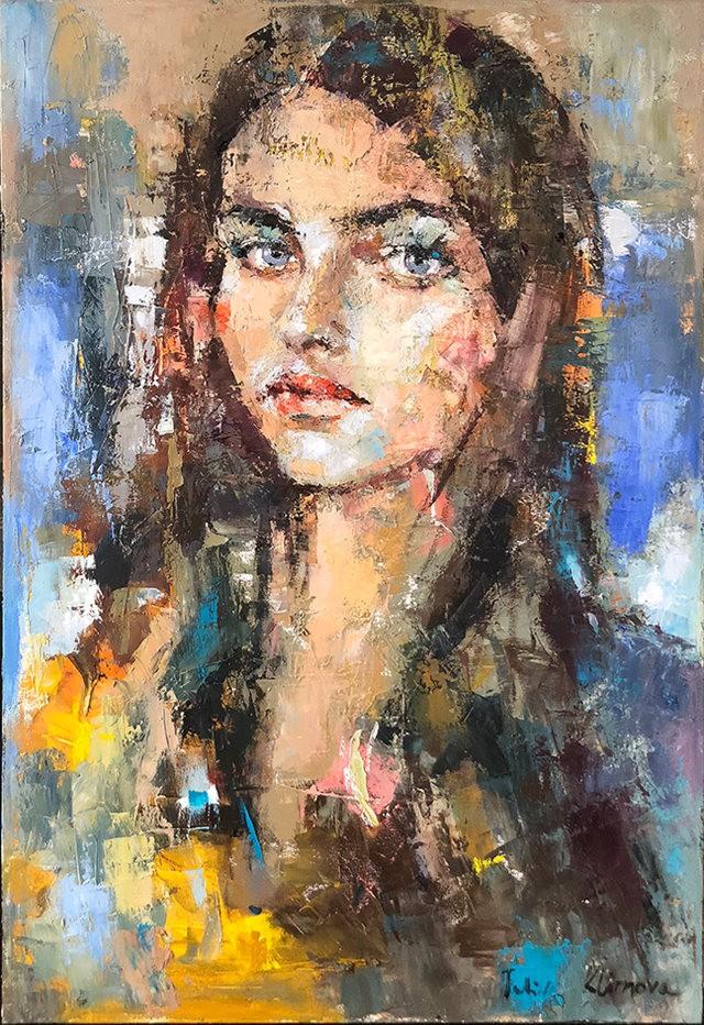 女画家:Julia Klimova_图1-6