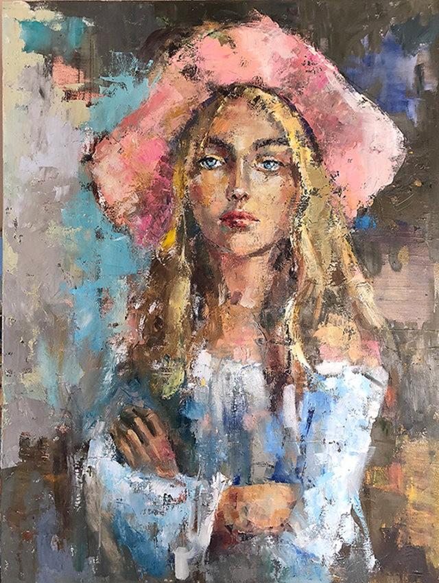 女画家:Julia Klimova_图1-7