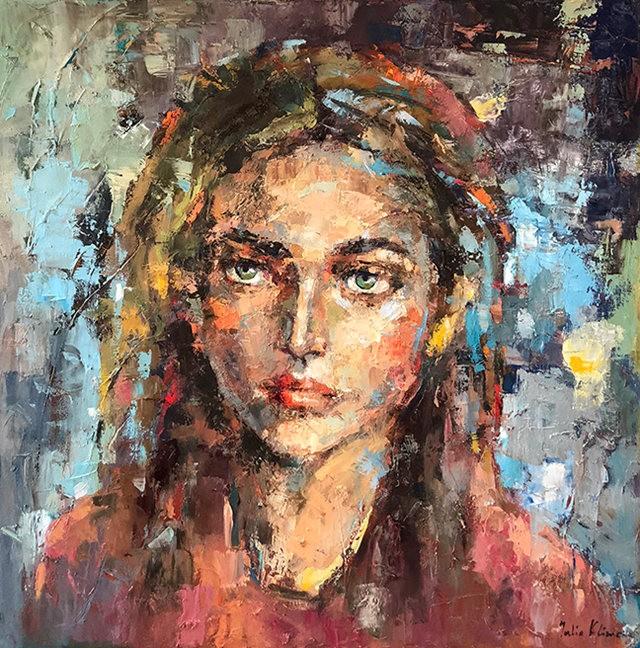 女画家:Julia Klimova_图1-8