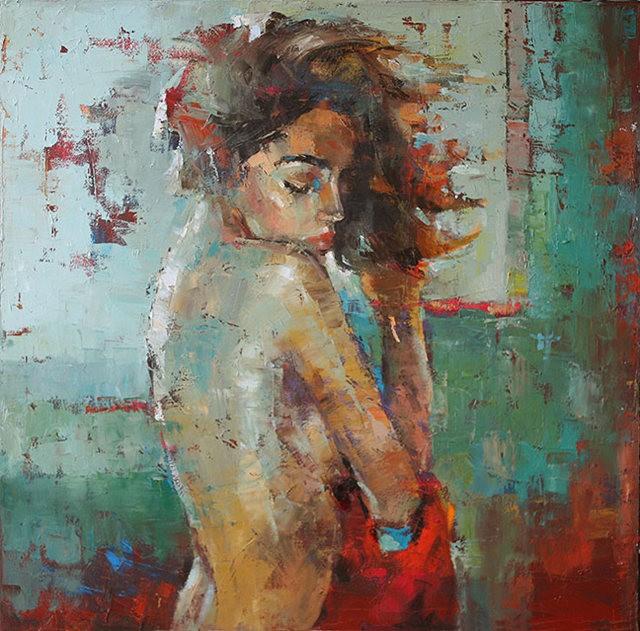 女画家:Julia Klimova_图1-9