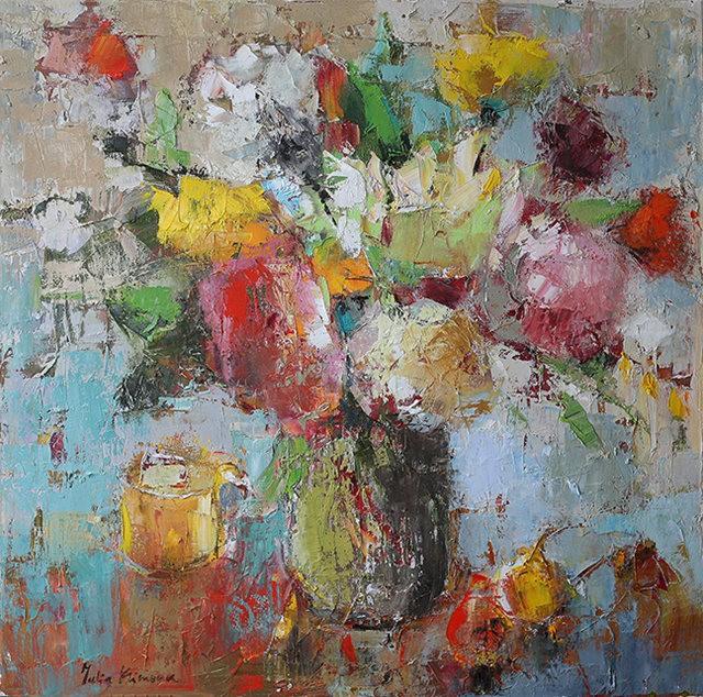 女画家:Julia Klimova_图1-10