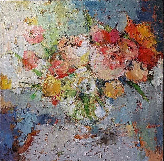 女画家:Julia Klimova_图1-13