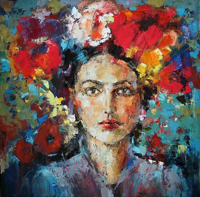 女画家:Julia Klimova_图1-16