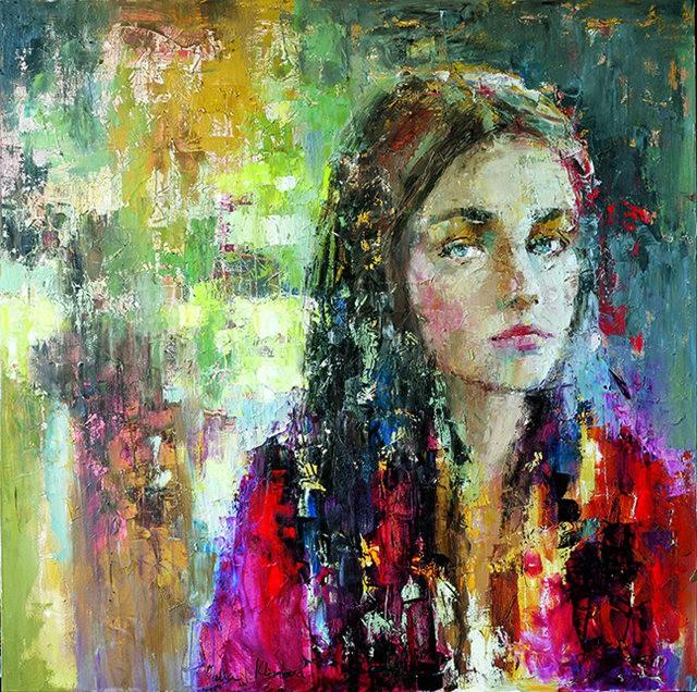 女画家:Julia Klimova_图1-18