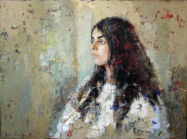 女画家:Julia Klimova_图1-19