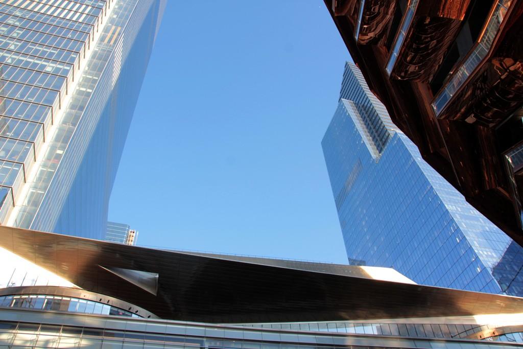 紐約最新地標 Hudson Yards New York_图1-3