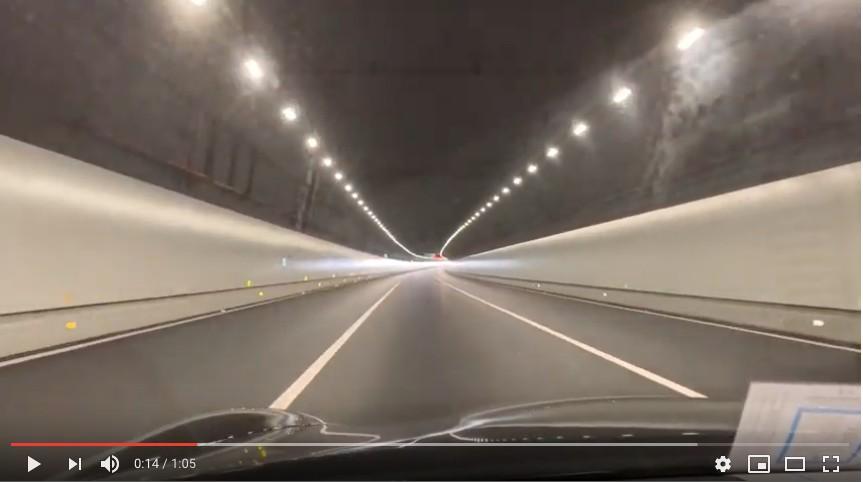 """超爽:在""""港珠澳大桥""""上飙车的感觉_图1-9"""