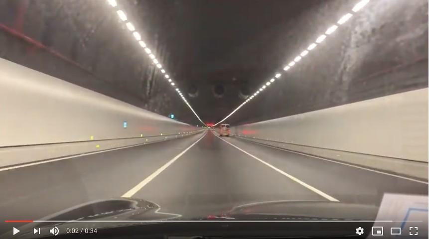 """超爽:在""""港珠澳大桥""""上飙车的感觉_图1-8"""