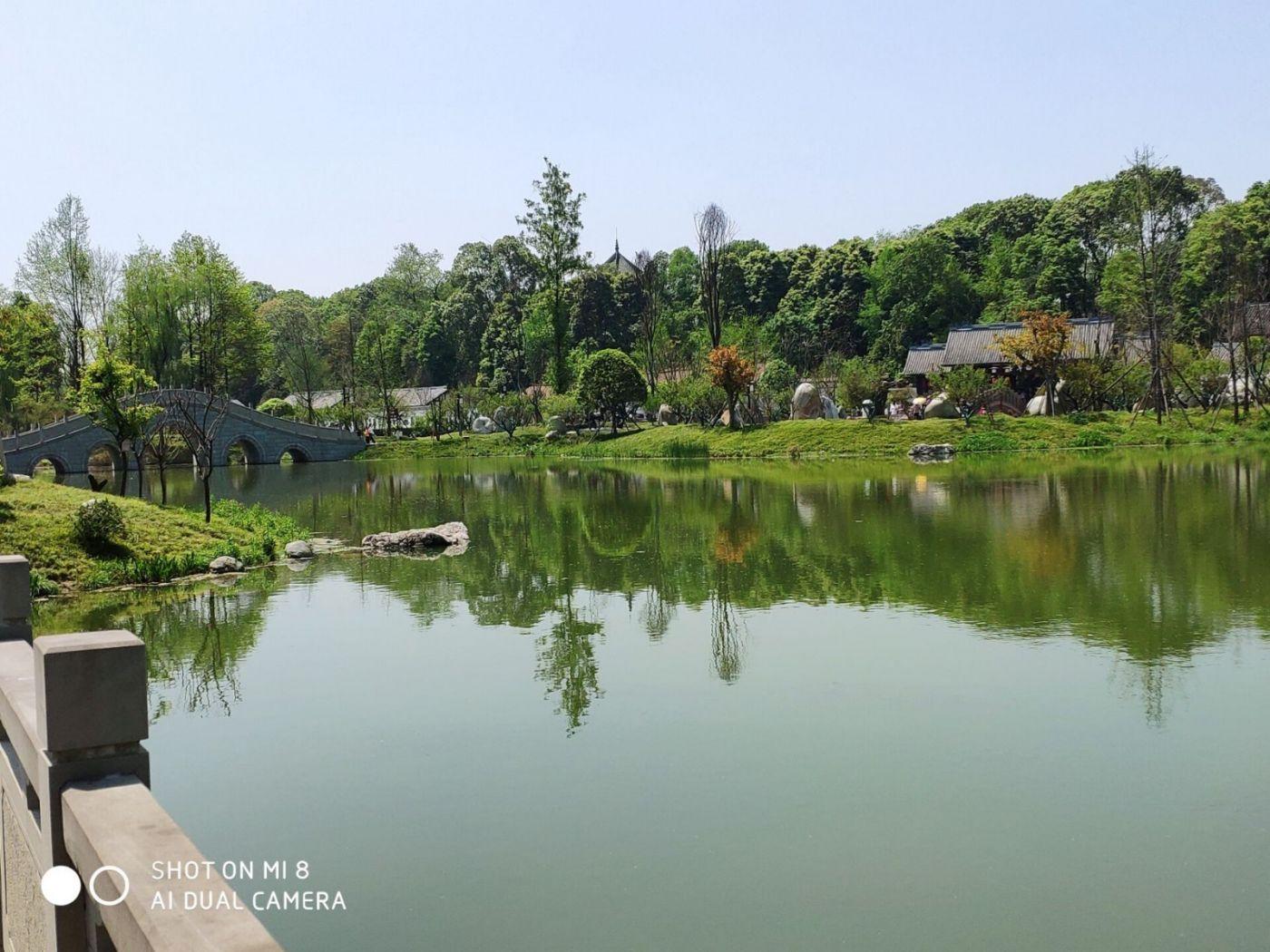 杜甫草堂2与涴花溪公园_图1-16