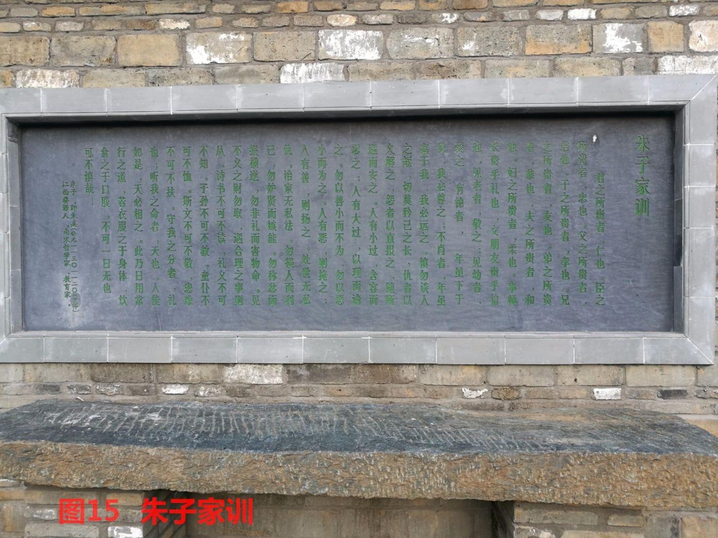 江西婺源游记  ----一座传承中华优良传统文化风景秀丽的古城  (附:不住宿并一天游遍 ..._图1-15