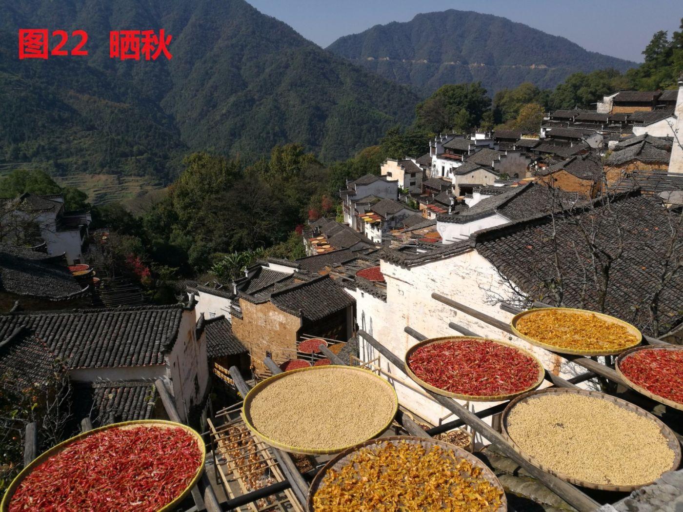 江西婺源游记  ----一座传承中华优良传统文化风景秀丽的古城  (附:不住宿并一天游遍 ..._图1-22