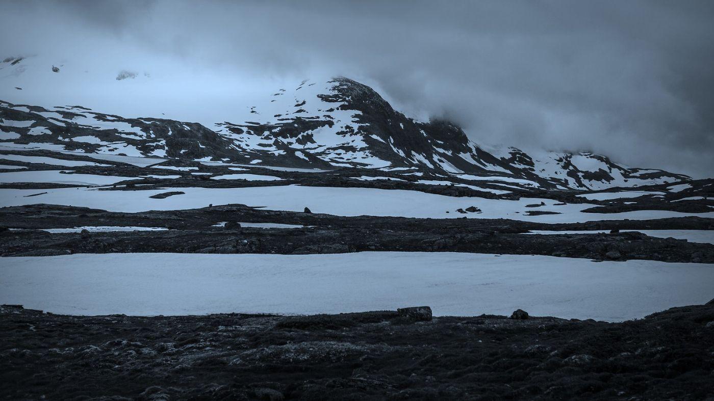 挪威屋脊(Sognefjellet),山上山下两重天_图1-8