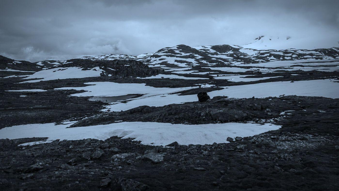 挪威屋脊(Sognefjellet),山上山下两重天_图1-7