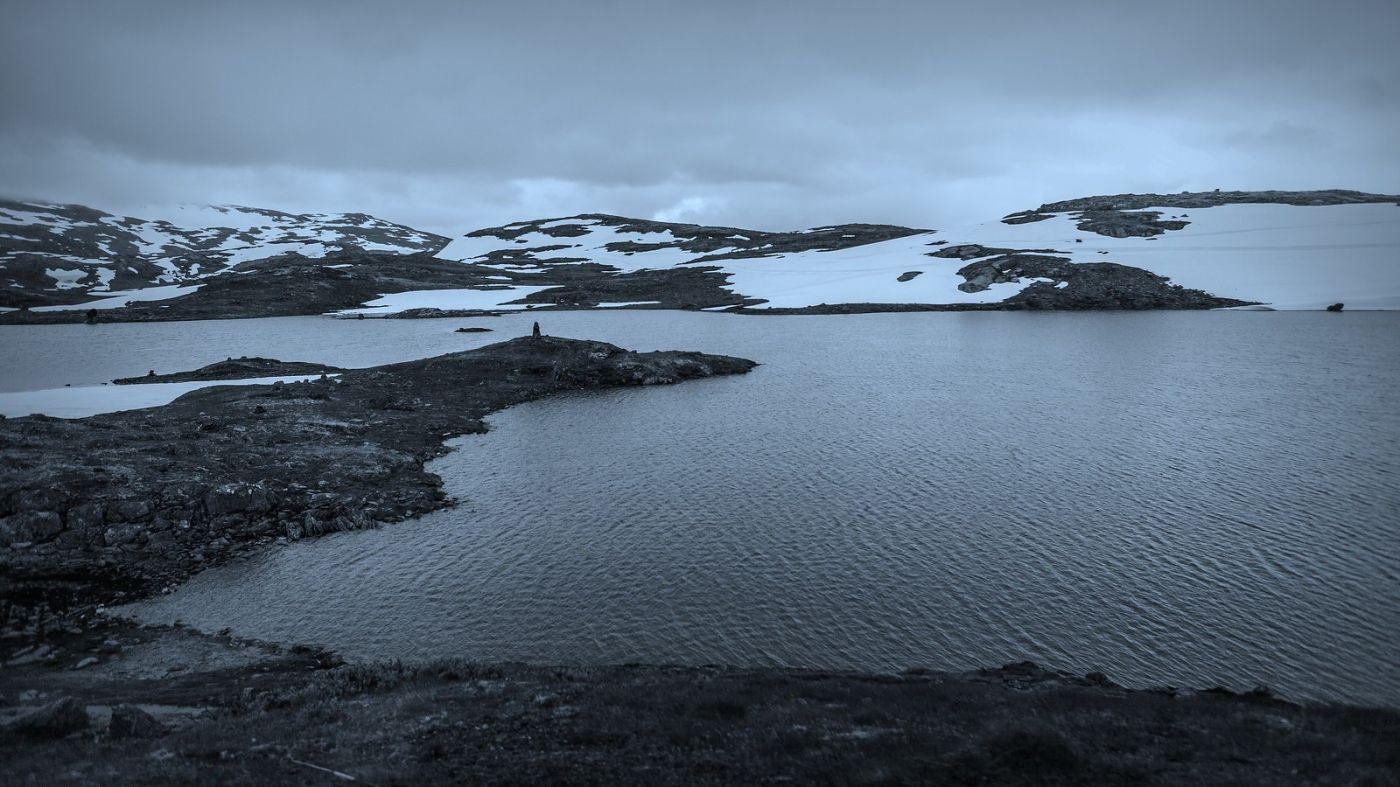 挪威屋脊(Sognefjellet),山上山下两重天_图1-5