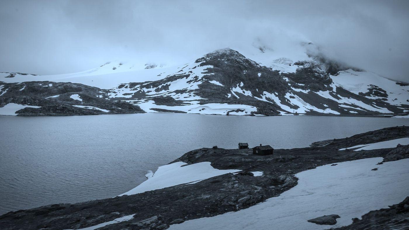 挪威屋脊(Sognefjellet),山上山下两重天_图1-1