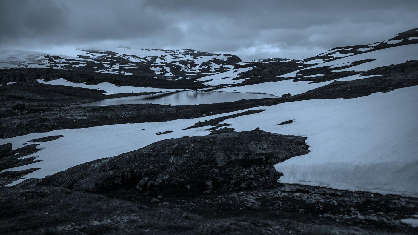 挪威屋脊(Sognefjellet),山上山下两重天_图1-9