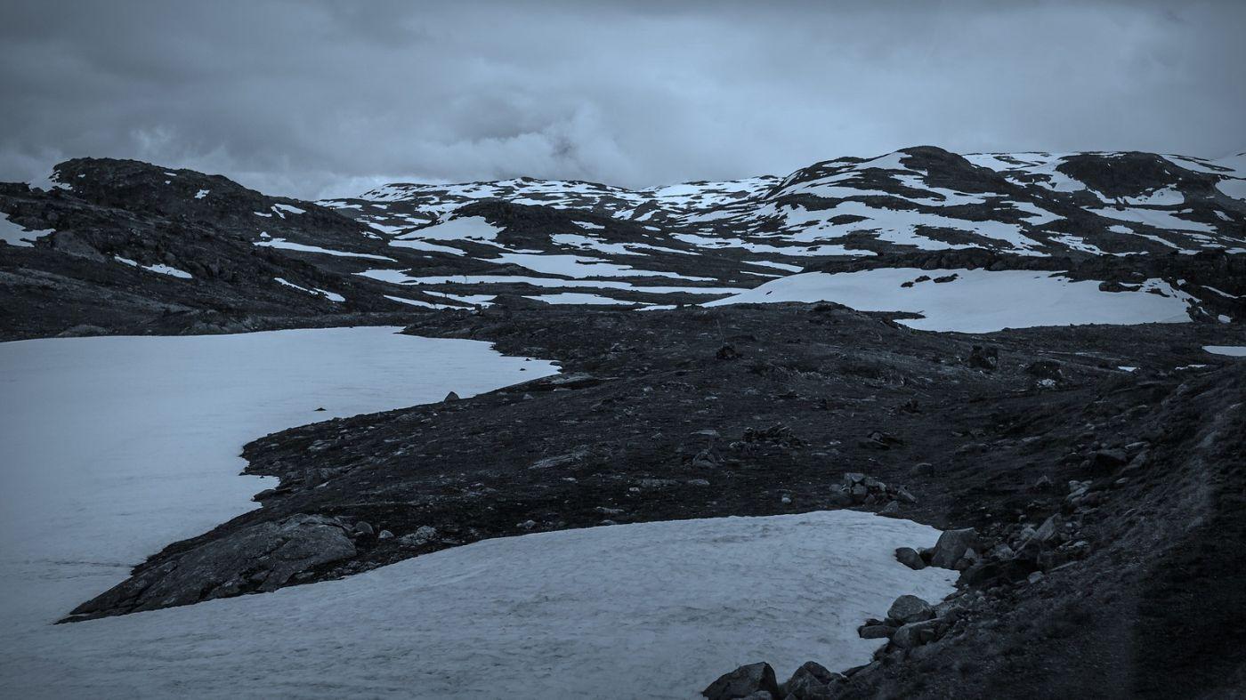 挪威屋脊(Sognefjellet),山上山下两重天_图1-10