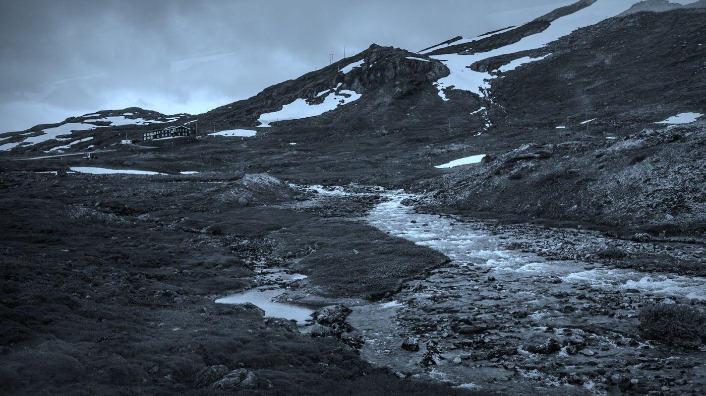 挪威屋脊(Sognefjellet),山上山下两重天_图1-11