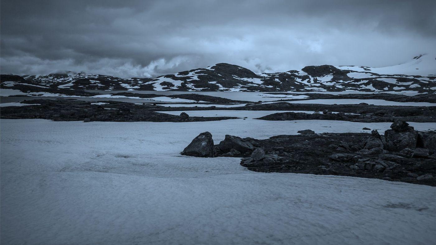 挪威屋脊(Sognefjellet),山上山下两重天_图1-12