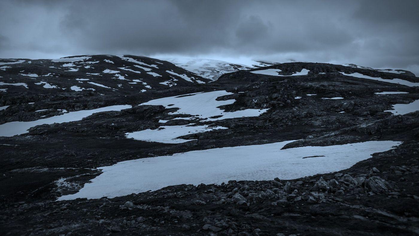 挪威屋脊(Sognefjellet),山上山下两重天_图1-16