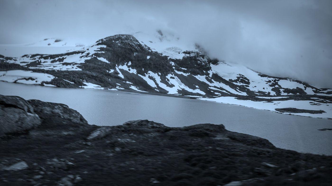挪威屋脊(Sognefjellet),山上山下两重天_图1-15