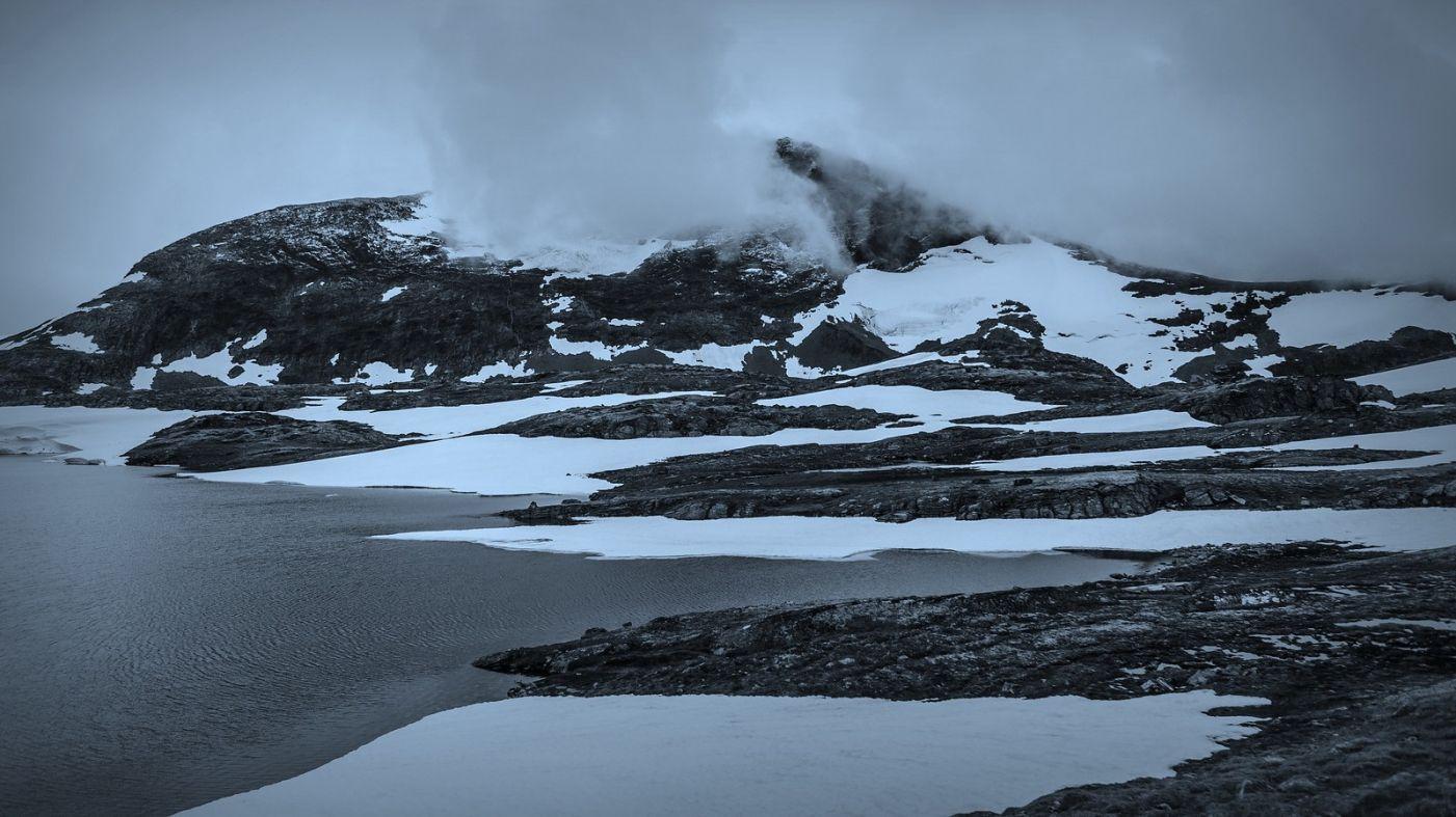 挪威屋脊(Sognefjellet),山上山下两重天_图1-14