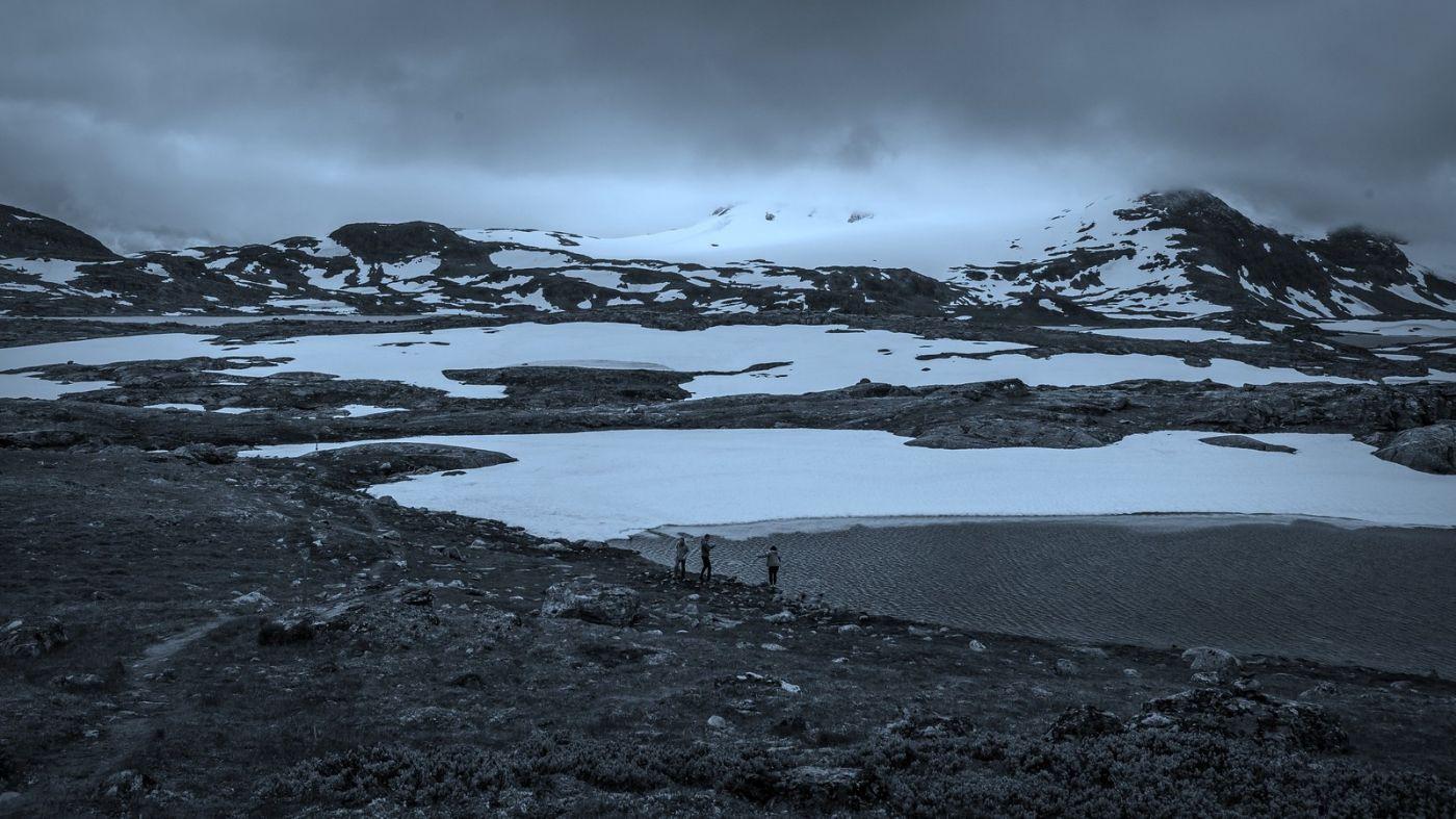 挪威屋脊(Sognefjellet),山上山下两重天_图1-13