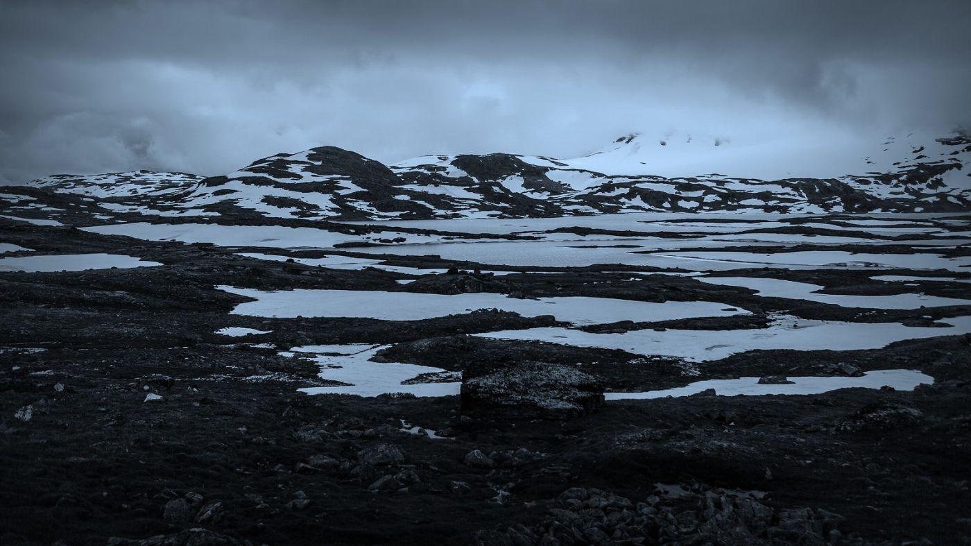 挪威屋脊(Sognefjellet),山上山下两重天_图1-17